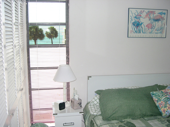 The Condo Bedroom